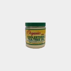 Organics Cholesterol Tea Tree Oil