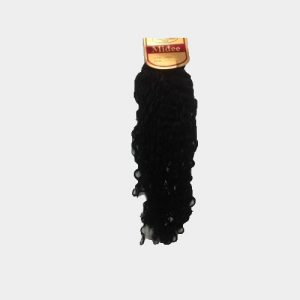 Human Hair Remy Curly Extension