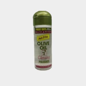 Organic Root Stimulator Olive Oil Anti-Frizz Glossing Polisher