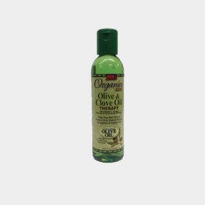 Organics Olive & Clove Oil Therapy