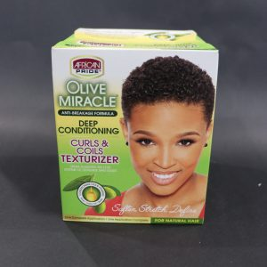 Olive Miracle Curls & Coils Texturizer