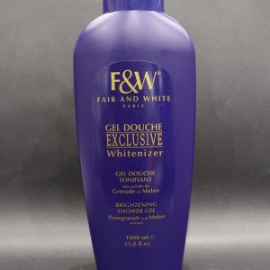 Fair & White Exclusive Whitenizer Brightening Shower Gel
