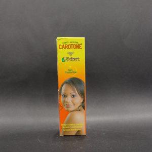 Carotone Light & Natural Brighten Cream Collagen