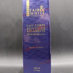 Fair & White Whitenizer Body Lotion